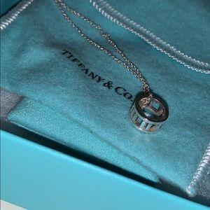 Tiffany & Co Atlas Necklace